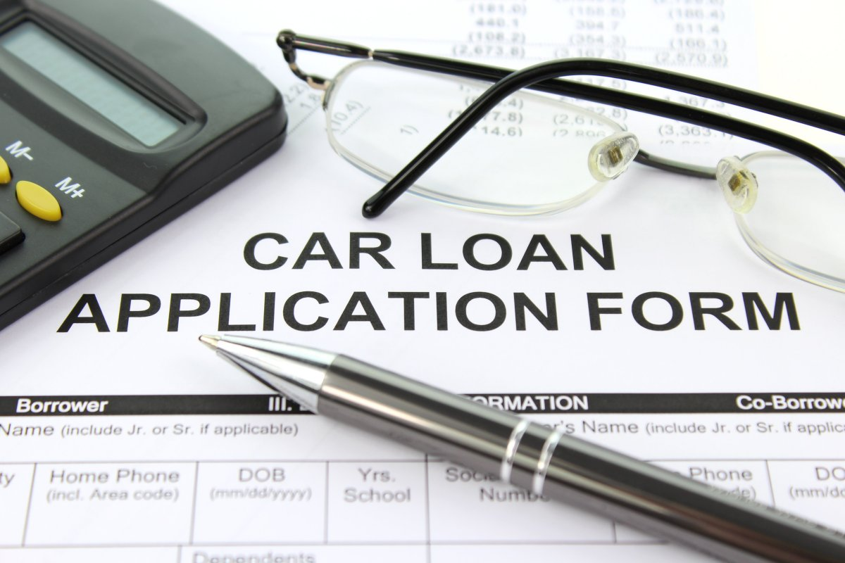 Financing A Car: Sales Opedia